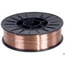 Svářecí drát na CO 0.6mm-5kg,10605