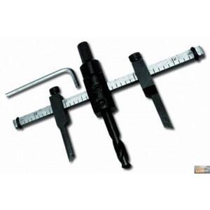 Vykružovák nastavitelný 30-120mm, P11806,11804