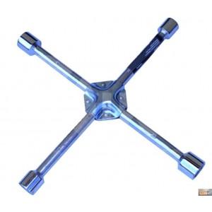 Křížový utahovák kol 17-19-21-23mm, P16650