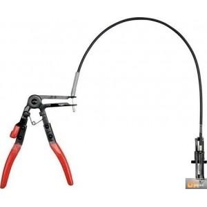 Kleště na hadicové spony s lankem 42mm,X0035