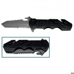 Nůž zavírací celokovový, X9301