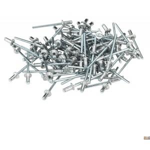 Nýty trhací ALU 4.0x10mm 50ks, 17524