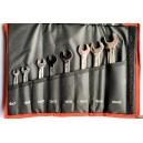 Sada plochých klíčů 6-22mm 8ks chrom, P16031/P