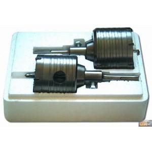 JOBIprofi Korunkové vrtáky SDS-plus 65+80mm, 11829