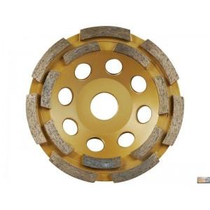 Diamantový brusný kotouč 2-řadý 125mm, X1838