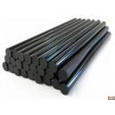 Lepící tavné tyčinky černé 11x300mm 1kg PC0841,19908