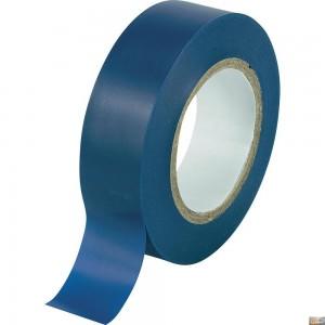 Izolační páska elektrikářská 19mmx0,13mmx10m modrá, DR-5913M