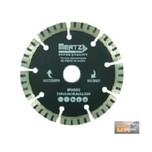 Kotouč diamantový TURBO-SEGMENT-UNIVERZÁLNÍ 125mm, M0002