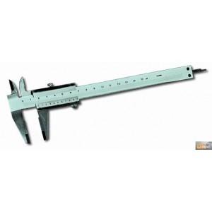 Posuvné měřítko INOX 150mm šroub, 13425
