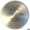 Pilový kotouč na dřevo SKplátky 500x20-32x60zubů, TCT50060