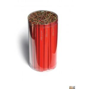 Sada truhlářských tužek 18cm-55ks, 13031