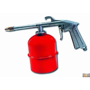 Stříkací pistole ke kompresoru 1000ml mycí, 19607