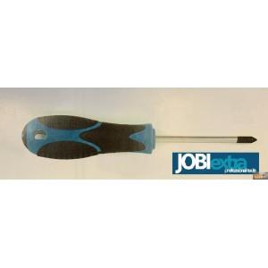 Šroubovák magnetický S2 křížový PH1x75mm, X5503