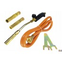Plynový opalovací hořák-sada-3 nástavce 2kW PA23509,FAB015