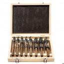 Sada vrtáku do kovu HSS Titanové 8ks 14-25.5mm,FT200804