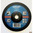 Kotouč brusný na kov 178x6.0x22mm Wolcraft, WBK180