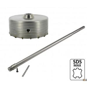 Korunkový vrták 150/600mm SDSMAX, XT836