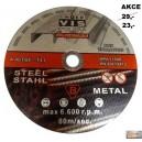 Kotouč řezný na kov 230x1.6, FT23016