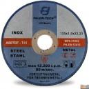 Kotouč řezný na kov, nerez 125x1.0, FTMC12510