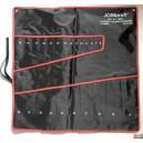 Obal na klíče očkoploché-textilní 24ks, O16934