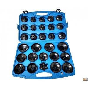 Sada klíčů na olejové filtry 30ks, FT770730