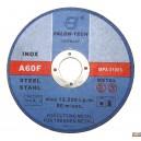 Kotouč řezný na kov a nerez 125x3.0, FT12530