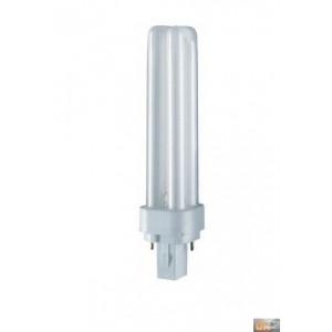 OSRAM DULUX D G24d-3 26W/840 úsporná žárovka