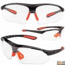 Ochranné pracovní brýle čiré profi, FT01708