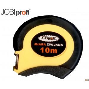 Svinovací pásmo kovové 10m převodové 3:1, 13101