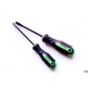 Šroubovák plochý PL 6x100mm, DR-5014
