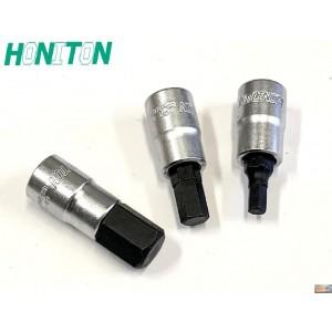 "Hlavice zástrčná 1/4"" IMBUS 6mm HEX2-6 HONITON, H7923"