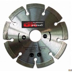 Kotouč diamantový segmentový laser 115x2,2x22,2, 11204