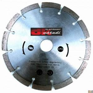 Kotouč diamantový segmentový laser 150x2,3x22,2, 11206