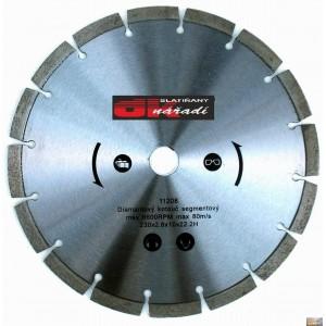 JOBIprofi Kotouč diamantový segmentový laser 230x2,8x22,2, 11208
