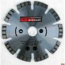 Diamantový kotouč 125 LASER segment-turbo, 11215