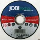 Kotouč řezný na kov 115x1.0, X7220