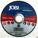 Kotouč řezný na kov 115x1.6, X7221
