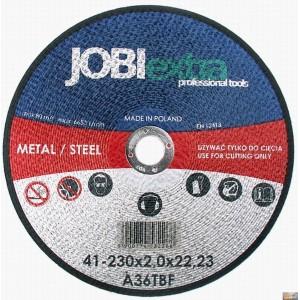 JOBIextra Kotouč řezný na kov 230x2.0, X7226